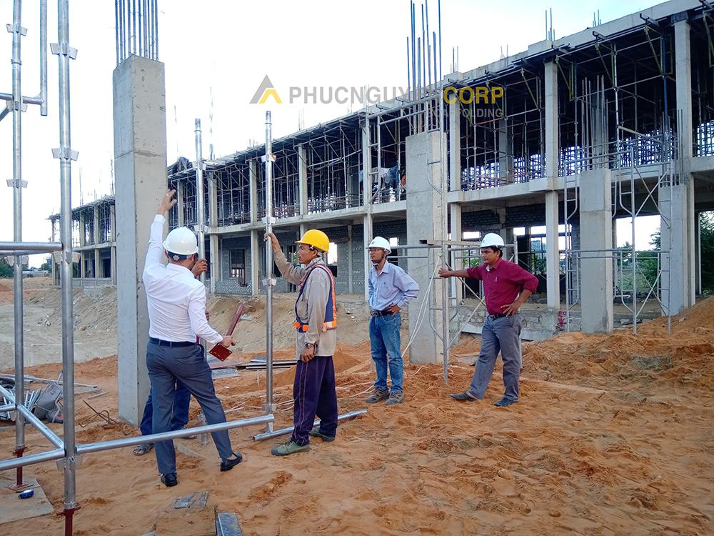 Dự án trường chuyên Lê Qúy Đôn Ninh Thuận